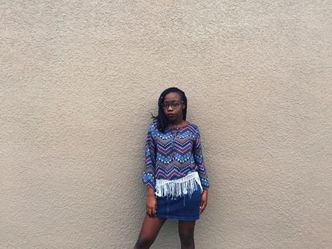 Skirt: Thrifted